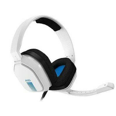 ASTRO ゲーミングヘッドセット Gaming A10 ホワイト/ブルー