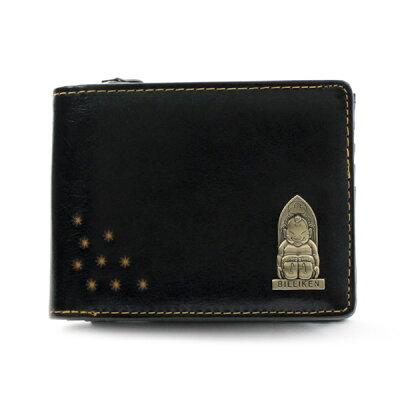 ビリケン 2つ折り財布 LF二つ折れウォレット ポーム 11×9.5×1.5cm
