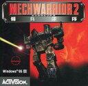 Win95 CDソフト MECH WARRIOR 2 傭兵部隊 [日本語版]