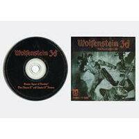Windows95 CDソフト ウルフェンシュタイン3D[日本語マニュアル付英語版]