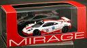 MIRAGE ダイキャストモデル 1/43 McLaren F1 GTR #30 1996 Le Mans hpi