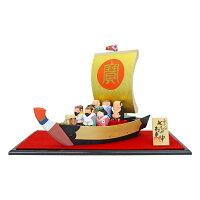 寿慶祝い人形 宝船七福神