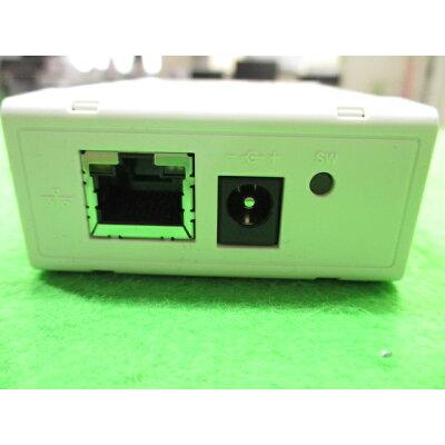 silex 有線LAN対応USBプリントサーバー C-6600GB