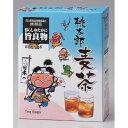 三盛物産 桃太郎麦茶 化粧箱入り 10gX32