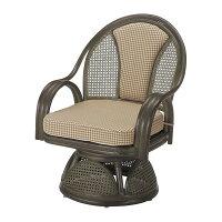 aqua 今枝商店 S533B 回転座椅子
