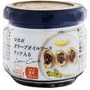 ロカボ オリーブオイルソース ナッツ入り(80g)