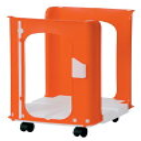 石丸合成樹脂 からふるしんぶん楽っくプラス オレンジ 311132