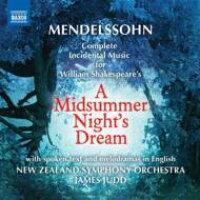 メンデルスゾーン:劇音楽「夏の夜の夢」O アルバム 8570794