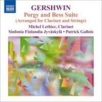 ガーシュウイン:クラリネットと弦楽のための作品集 アルバム 8570939