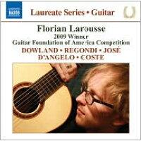 期待の新進演奏家シリーズ フローリアン・ラルース アルバム 8572565