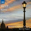Bizet ビゼー / 交響曲 ローマ 、小組曲、序曲 祖国 、序曲イ長調、葬送行進曲、他 タンゴー&アイルランド国立響 輸入盤