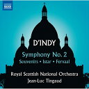 D'indy ダンディ / Sym, 2, : Tingaud / Royal Scottish National O +souvenirs, Istar, Fervaal 輸入盤