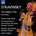 ストラヴィンスキー:兵士の物語(1918) アルバム 8573537