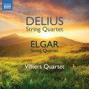ディーリアス&エルガー:弦楽四重奏曲集 アルバム 8573586