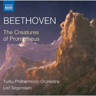 ベートーヴェン:劇音楽「プロメテウスの創造物」 アルバム 8573853
