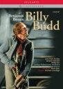 Britten ブリテン / ビリー・バッド 全曲 グランデージ演出、エルダー&ロンドン・フィル、エインズリー、インブライロ、他 2010 ステレオ 2DVD
