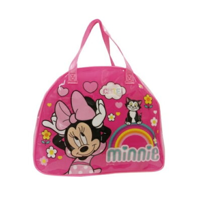 ディズニー ミニーマウス ボストンバッグ ピンク D4572PN 6