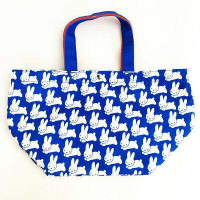 ミッフィー ミニトートバッグ ブルー 174298