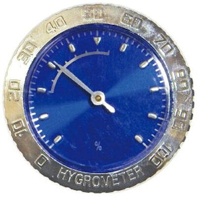 東洋リビング OP-AD-H S -BL ブルー 湿度計