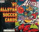 CARD '97 ALLSTAR SOCCER CARDS Jリーグオフィシャルカード