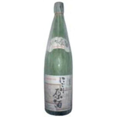 亀萬 にごり原酒 1.8L