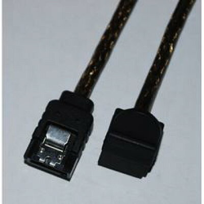 Bullet シリアルATA3ケーブル 片上L型ラッチ付取っ手付コネクター SARU30GRT SARU30GRT