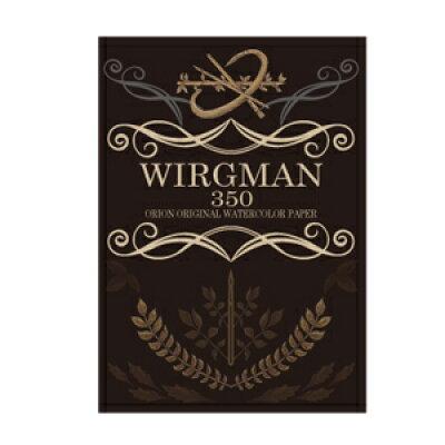 ワーグマン350水彩紙ブック 超厚口 2L 178×128mm GK-2L