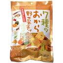 味源 7種のおから野菜チップス(85g)