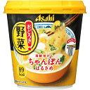 アサヒフードアンドヘルスケア おどろき野菜 ちゃんぽん 25.5g