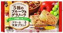 バランスアップ クリーム玄米ブラン 5種フルーツ&グラノーラ 2枚×2袋入×6個