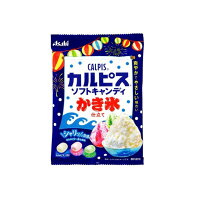 アサヒ カルピス ソフトキャンディ かき氷仕立て 77g