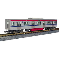 鉄道模型 グリーンマックス Nゲージ 30797 京王5000系 ロングシートモード 増結用中間車4両セット 動力無し