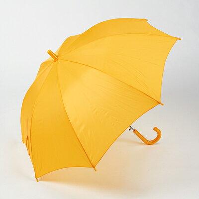 子供ジャンプ傘/黄(アルシュ) 型番:1030 55cm
