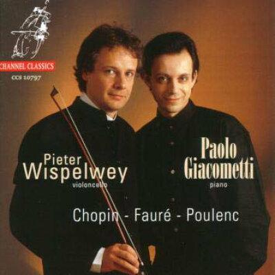 Wispelwey / Giacometti