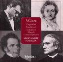 Liszt リスト / Paganini Studies, Schubert March Transcriptions: Hamelin
