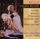 Vaughan-williams ボーンウィリアムズ / Choral Works, Etc: Hickox / Lso