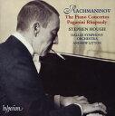 Rachmaninov ラフマニノフ / Comp.piano Concertos: Hough P Litton / Dallas So