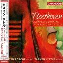 ベートーヴェン:ヴァイオリン・ソナタ全集/CD/OCHAN-10888