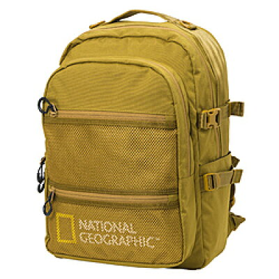 NATIONALGEOGRAPHIC ロゴデイパック NAG-11113GD ゴールド