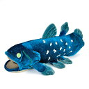 動物 ぬいぐるみ シーラカンス Sサイズ  生物 魚類 古代魚 深海魚