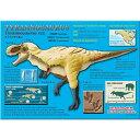 ティラノサウルス 羽毛 B5サイズ 330ピース ミュージアム ジグソーパズル