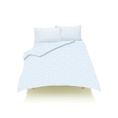 生毛工房 うもうこうぼう 綿ローンボックスシーツ クイーンサイズ 綿100%/170×200×30cm/ブルー UMK30BQBL