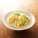 5種の国産野菜と食べるちゃんぽん