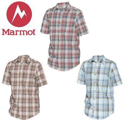 マーモット Marmot ドブソン ハーフスリーブシャツ DOBSON H/S SHIRT 7203 M7S-S5202A