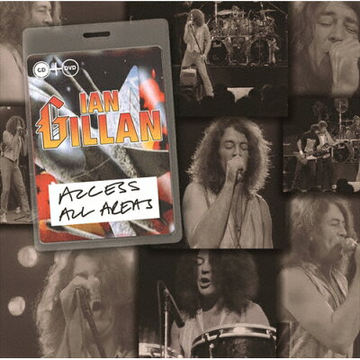 《Access All Areas》ライヴ 1990/DVD/YMBA-10639