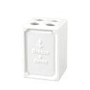 SPICE/Francais Marine BLOSSA/NLLF2040 4個 インテリア雑貨 生活雑貨 バス・トイレ用品