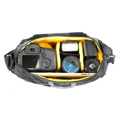 VEO DISCOVER 38 VANGUARD カメラバッグ VEO COLLECTION ショルダーバッグ 一眼レフ用 ブラック