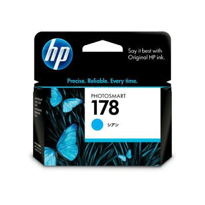 HP インクカートリッジ シアン CB318HJ 1色
