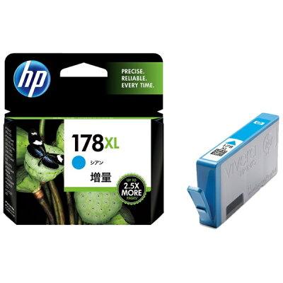 HP インクカートリッジ CB323HJ 1色