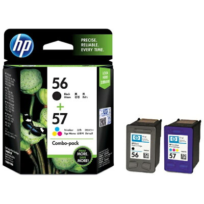 HP インクカートリッジ CC629AA 4色